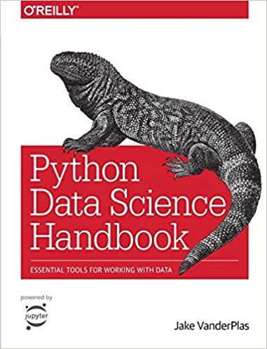 data science book cover